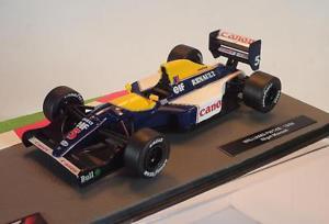 【送料無料】模型車 モデルカー スポーツカーフォーミュラウィリアムズナイジェルマンセルボックスformula 1 collect 143 williams fw 14b 1992 nigel mansell in box 2009