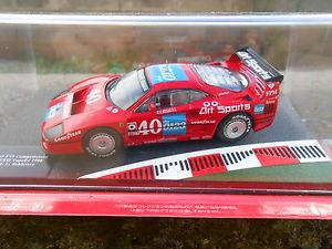 【送料無料】模型車 モデルカー スポーツカーフェラーリレーシングスケールferrari racing f40 competition imsa gto topeka 1990 scale 1 43