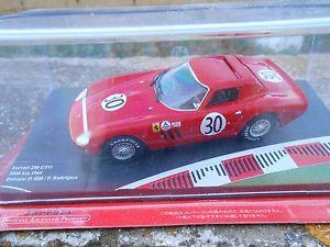 【送料無料】模型車 モデルカー スポーツカーフェラーリキロロドリゲススケールferrari 250gto 2000km 1964 hilly rodriguez scale 1 43