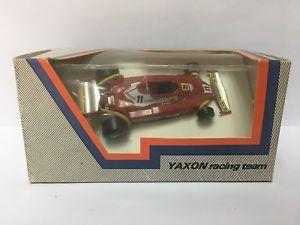 【送料無料】模型車 モデルカー スポーツカーモデルレーシング83169 model yaxon 143 racing teamferrari 312 t2
