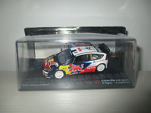 【送料無料】模型車 モデルカー スポーツカーシトロエンラリーポルトガルスケールcitroen c4 wrc rally portugal 2010 scale 143