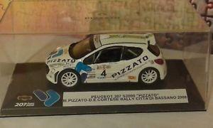 【送料無料】模型車 モデルカー スポーツカープジョーバッサーノ#;transkit peugeot 207 s2000 bassano039;08 elettrica