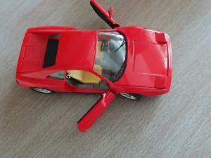 【送料無料】模型車 モデルカー スポーツカーフェラーリフェラーリミラferrari 118 ferrari 348 tbmira