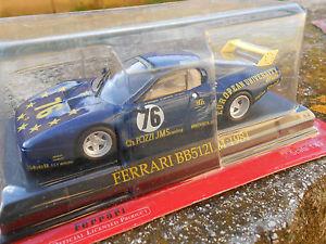 【送料無料】模型車 モデルカー スポーツカーフェラーリスケールferrari bb512lm 1981 scale 1 43