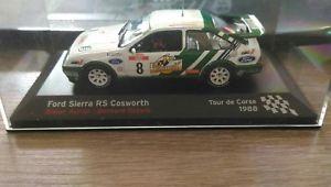 【送料無料】模型車 モデルカー スポーツカーフォードシエラコスワースディディエオリオールモンテカルロラリーford sierra rs cosworth didier auriol rallye monte carlo 1988 143