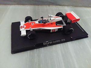 【送料無料】模型車 モデルカー スポーツカーフォーミュラマクラーレンフォードcar formula 1mclaren ford m23 1976 143 rba