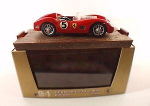【送料無料】模型車 モデルカー スポーツカーフェラーリ#ボックスボックスボックスミントbrumm r94 ferrari 250 trs 5 1960 143 boxboxed mint in box