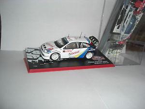 【送料無料】模型車 モデルカー スポーツカーネットワークモンテカルロフォードフォーカスixo altaya monte carlo ford focus 2004 143