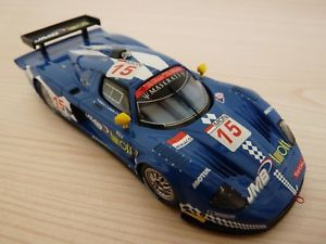 【送料無料】模型車 モデルカー スポーツカーマセラティマセラティスパネットワークグアテマラmaserati mc12 fia gt spa 24h 2008 ixo 143 mc 12 gt1