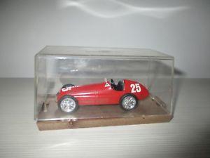 【送料無料】模型車 モデルカー スポーツカーアルファロメオグランプリスケールalfa romeo hp 350 gp 158 brumm 143 scale