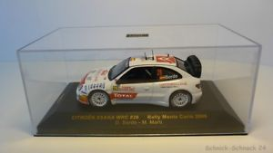 【送料無料】模型車 モデルカー スポーツカーネットワークラムシトロエンクサラ#ラリーモンテカルロixo 143 ram214 citroen xsara 26 rally monte carlo 2006 24733