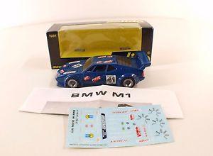 【送料無料】模型車 モデルカー スポーツカー#ラリーボックスsolido 1031 bmw m1 41 rallye in box 143