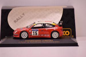 【送料無料】模型車 モデルカー スポーツカープジョーモンテカルロ#ネットワークボックスpeugeot 307 wrc monte carlo 2004 5 ixo 143 in box ref ram141