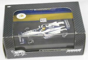 【送料無料】模型車 モデルカー スポーツカーウィリアムズシューマッハf1 143 williams fw22 bmw schumacher 2000 hotwheels