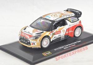 【送料無料】模型車 モデルカー スポーツカーヌフシトロエンモンテカルロヒルボネンneuf 132 1840000 citron ds3, rallye montecarlo 2013, hirvonen 2