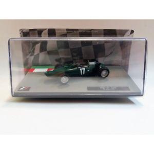 【送料無料】模型車 モデルカー スポーツカーグラハムスケールbrm p57 f1 1962graham hillmodel in scale 143