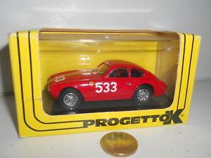 【送料無料】模型車 モデルカー スポーツカープロジェクトフェラーリマイルproject k ferrari 166 mm vignale m miles 1952 bordoni geronimo 143 0160504