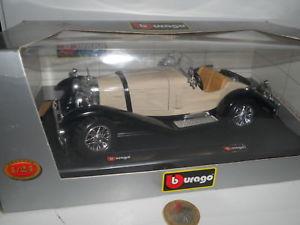【送料無料】模型車 モデルカー スポーツカーメルセデスベンツスケールburago mercedes benz ssk 124 scale 150758