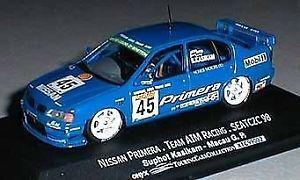 【送料無料】模型車 モデルカー スポーツカーオニキスプリメーラスーペリアモデルjm 2125824 onyx tc99002 nissan primera seatczc 98 sup kasi model