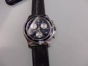 【送料無料】クロノグラフフィリップウォッチcronografo uomo philip watch