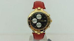 【送料無料】クロッククォーツクロノスチールスイスビンテージウォッチpryngeps orologio cr721bis quarzo 3atm chrono acciaio swiss made vintage watch