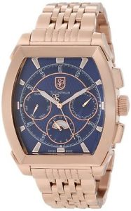 【送料無料】scoifman sc0097 orologio da polso, display cronografo, uomo, bracciale a3a