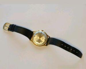 ウォーカーktゴールドwalker extra oro 18kt 195060 la chaux de fonds  36 mm  belle condizioni