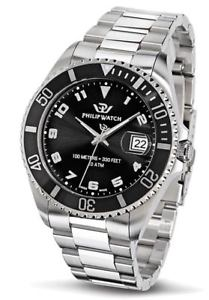 【送料無料】フィリッププレステージュウォッチphilip watch prestige caribe r8253597008