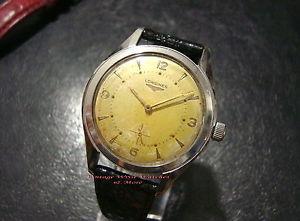 【送料無料】マニュアルウォッチミントビンテージウォッチorologio longines  manual wind 1960ca mint condition vintage watch