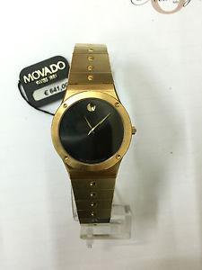 【送料無料】クロックゴールドスイスゴールドゴールドスチールスチールウォッチorologio movado gold donna museum swiss oro watch gold 88 a2 876 acciaio steel