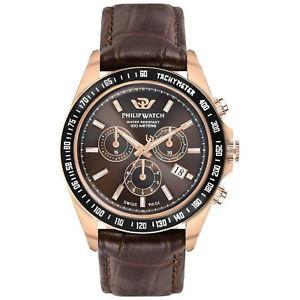 【送料無料】フィリップカリブクロノウォッチphilip watch caribe chrono  quarz referenza   r8271607001 nuovo