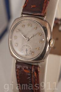 【送料無料】クロックビンテージシルバースターリングシルバーorologio longines vintage ex 1928  argento 925 ‰ , sterling silver