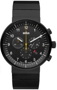 【送料無料】ブラウンクロックマンbraun orologio uomo prestige bn0095bkbkbtg66549 t8s