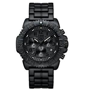 【送料無料】シールクオーツストラップluminox navy seal colormark orologio da polso al quarzo uomo cinturino l8c