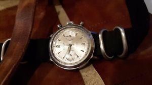 【送料無料】ヴィンテージクロノraro vintage watch chrono lejour cal 188 venus anni 50