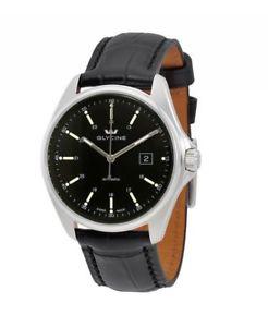 【送料無料】グリシングリシンorologio glycine combat 6 ref 3890191lbk9 glycine watch