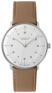 【送料無料】クロックマックスビルオートマチックウォッチorologio watch junghans max bill automatic 027350200