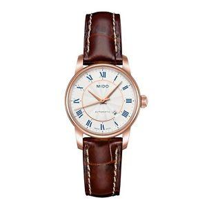 【送料無料】ミドブレスレットmido baroncelli m76002218 orologio da polso da donna, cinturino in e9p