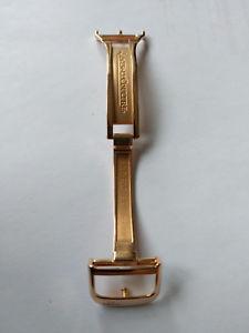 【送料無料】ピンクゴールドクローズjeger le coultre chiusura deployante oro rosa 16mm