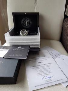 【送料無料】ミッシェルmichel herbelin port automatikchronograph limited edition eta valjoux 7750
