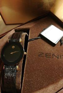 【送料無料】orologio donna zenith museum originale, nuovo, perfetto