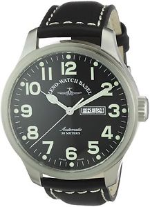 ゼノウォッチバーゼルパイロットzeno watch basel pilot oversized 8554dda1 orologio da uomo a9o