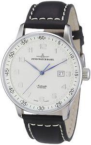 【送料無料】ゼノバーゼルクロックマンzeno watch basel p554e2 orologio uomo x9m