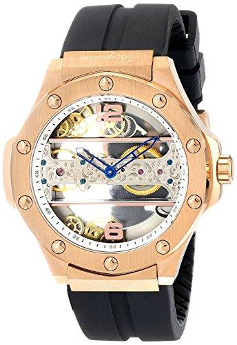 【送料無料】クロックburgmeister bm214302 orologio da uomo