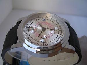 【送料無料】クロノグラフフィリップボックスクロックマンcronografo philip watch wisdom nuovo mai indossato with box orologio uomo