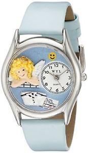 ホワイトマルチカラーナースクロックbiancomulticolore whimsical watches nurse a orologio  0813759013050 2im
