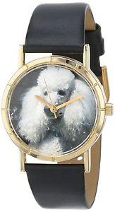 プードルwhimsical watches poodle j0e