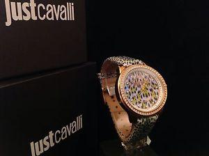 キャバリラインリファレンスorologio donna just cavalli linea leopard ref7251586504