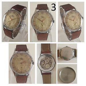 クロックウォッチビンテージサミットスマートorologio watch vintage longines venus avia calan vetta smart montre reloj