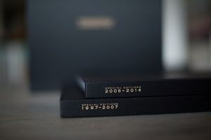 【送料無料】パネライスペシャルエディションキットコレクションpanerai 1997 2014 special edition cofanetto da collezione 2 libri